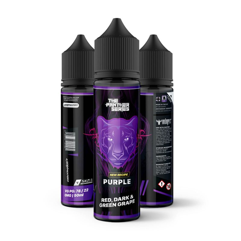 Dr Vapes – 50ml – Purple Panther